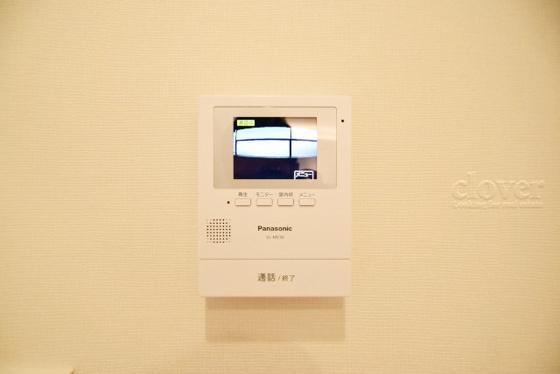 内装TVモニター付きインターフォン