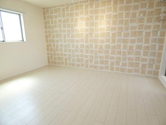 居間落ち着ける癒しの空間。