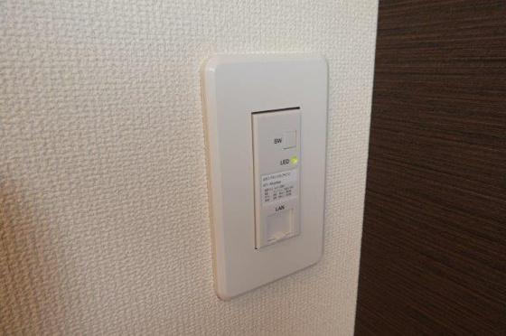 セキュリティ無料Wifi完備