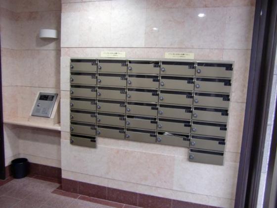 共有部分メールボックス