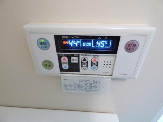 その他洗濯機は室内に置けます。