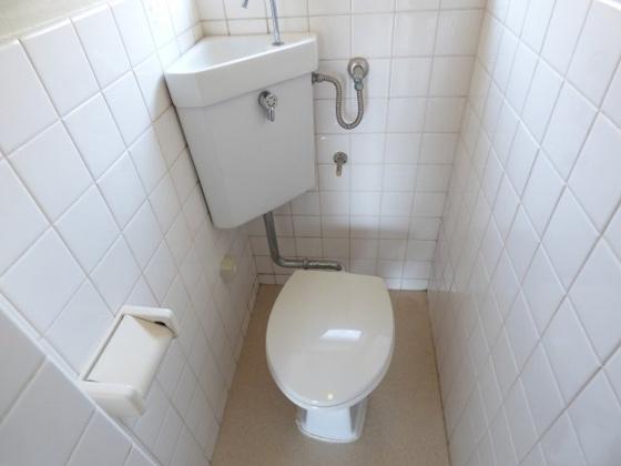 トイレシンプルでお手入れが簡単です。
