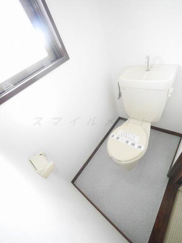 トイレうれしい窓付きトイレ