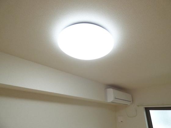 その他照明器具まで完備されています。