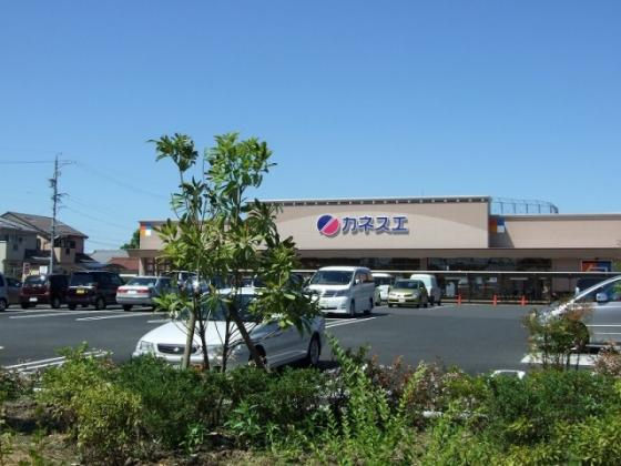 周辺カネスエ北園通店