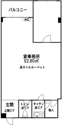 間取り桜山ビル