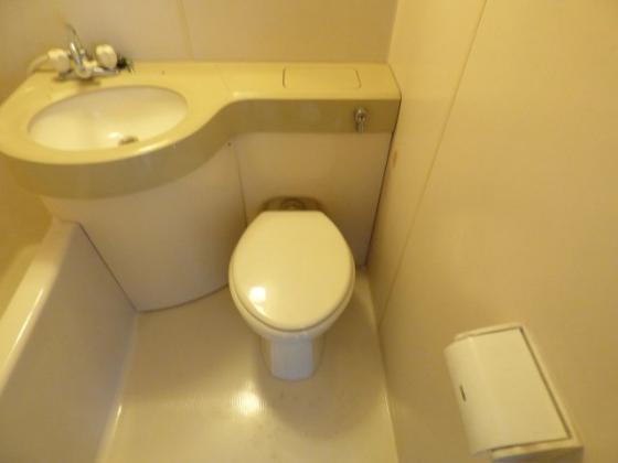 トイレあなただけのプライベート空間