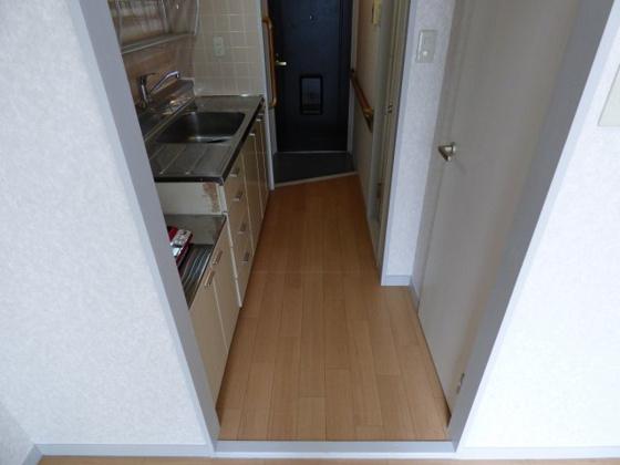 その他キッチンスペースにもゆとりがあります。
