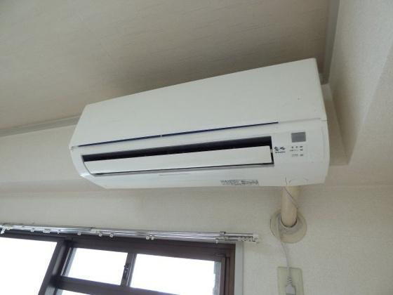 設備快適な暮らしに欠かせないエアコン。