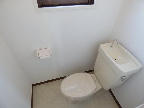 トイレやっぱりセパレートがいいですね。