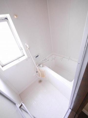 浴室一日の疲れを癒すバスルーム