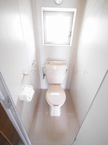 トイレうれしい窓付き