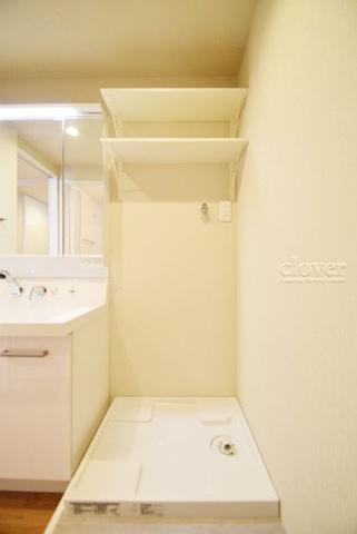 内装防水パン(洗濯機置場)