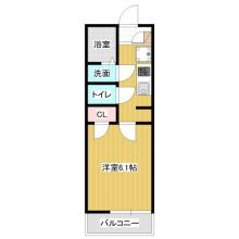 仙台市太白区越路のアパートの画像