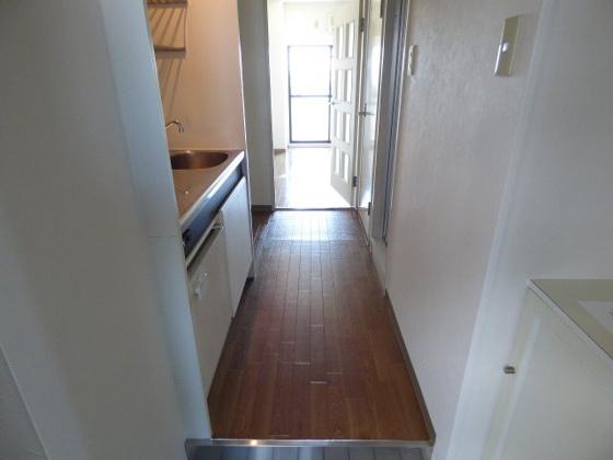 玄関広々とした玄関スペース。
