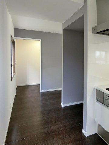 洋室ライフスタイルの変化にも自在に対応できる2ドア1ルーム