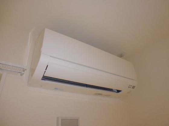 洗面所洗濯機置場 棚