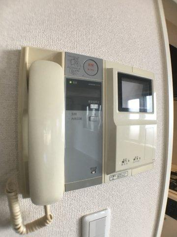 設備TVTVモニター付インターフォン