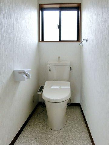 トイレ温水洗浄機能付きトイレ(新品)