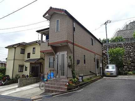 外観JR下祇園駅まで徒歩21分 角地・閑静な住宅街