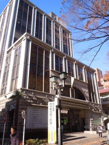 府中市役所第2庁舎(本物件から徒歩1分)