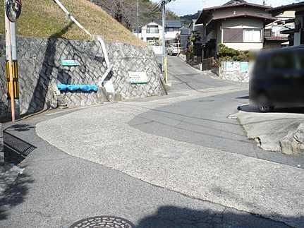 周辺前面道路幅約5.5m