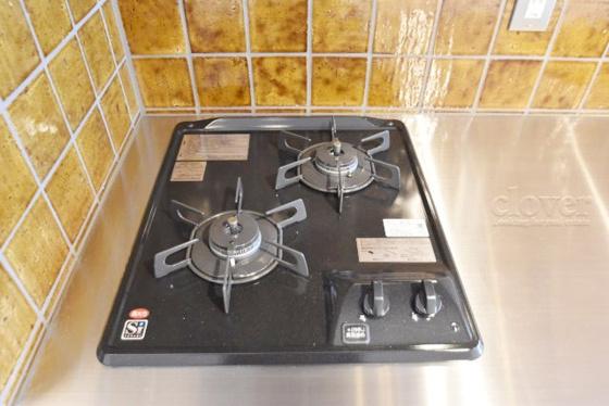 キッチンコンロ 魚焼きグリル