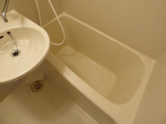 浴室バスタイムはリラックスタイム。