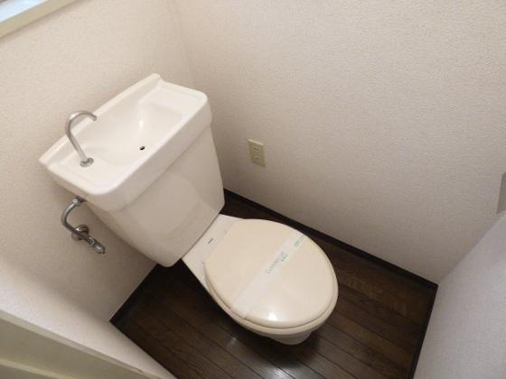 トイレあなただけのプライベート空間。