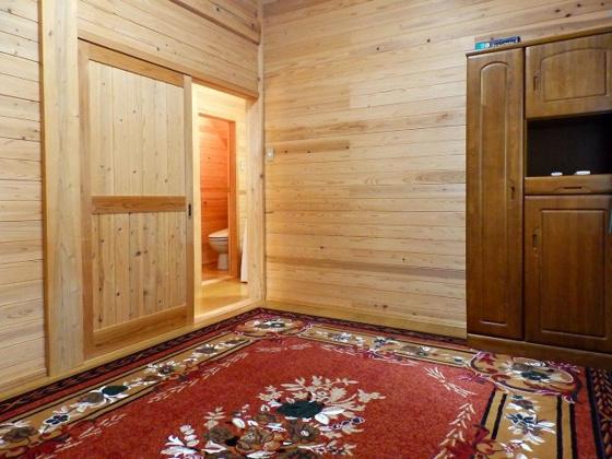 洋室6帖の洋室