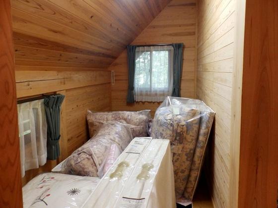 洋室4帖の納戸スペース