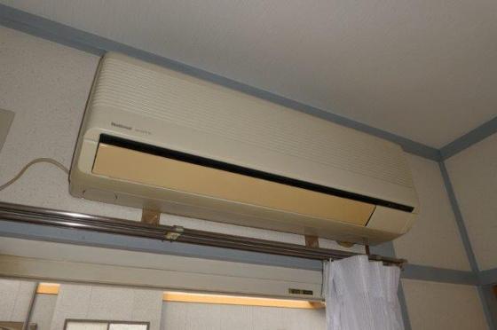 設備洋室エアコン(付帯設備ではありません)