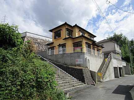 外観リフォーム済・敷地面積広々60坪 JR戸坂駅まで徒歩5分