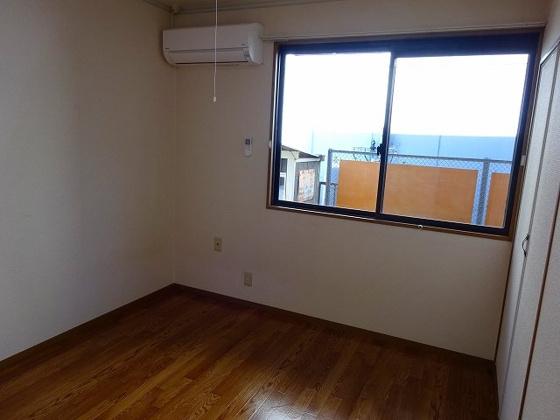 洋室北側6帖洋室