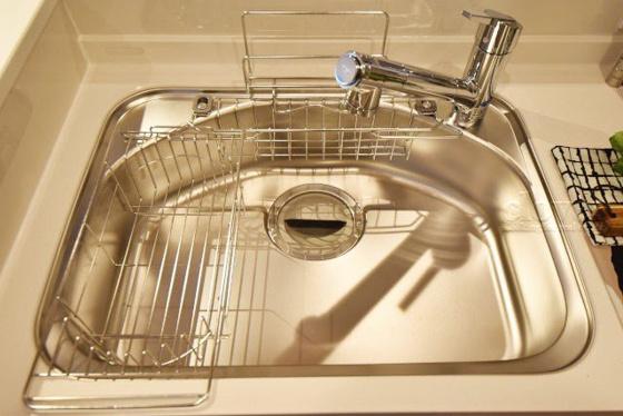 キッチンシンク 浄水機能付