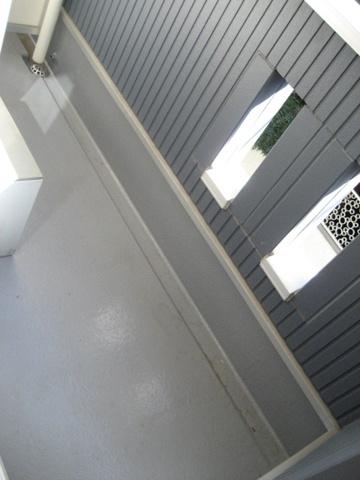 バルコニー※写真は同タイプのお部屋のものです