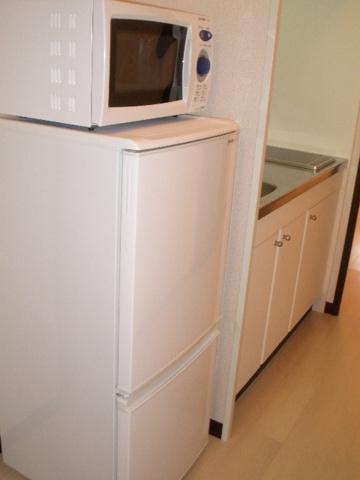 設備冷蔵庫・電子レンジ