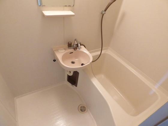 浴室快適なバスルームです。