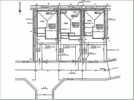 前面道路含む現地写真JR安芸長束駅まで徒歩11分!通勤通学に便利♪ 豊富な収納スペースで家中スッキリ♪