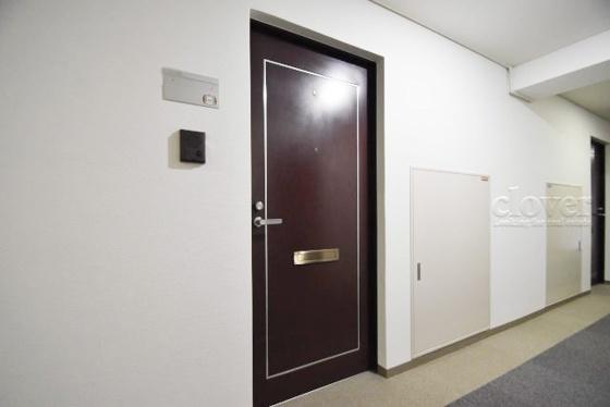 共有部分玄関ドア