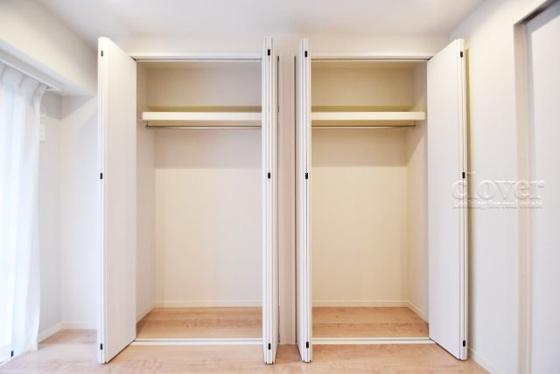 収納洋室2 クローゼット