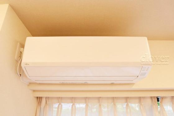 内装新規エアコン設置