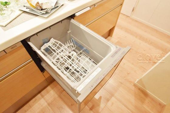 キッチン食洗機付