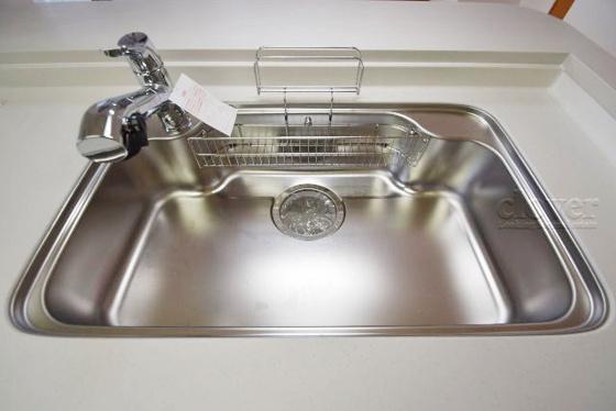 キッチンシンク 浄水機能付水栓