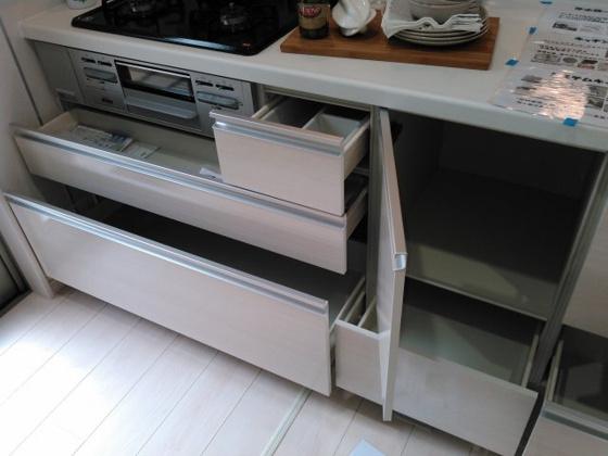 キッチン施行例