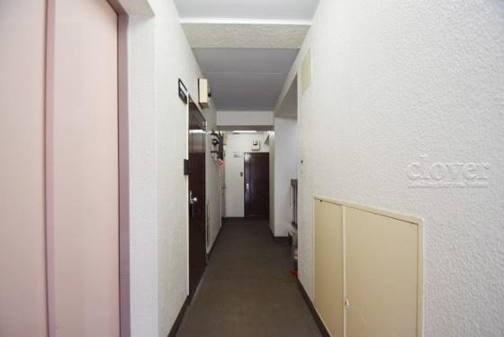 共有部分共有部 廊下