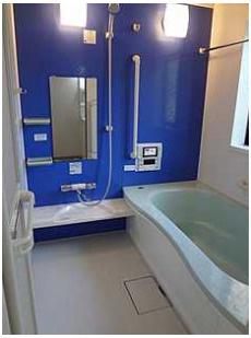 浴室ユニットバス新設