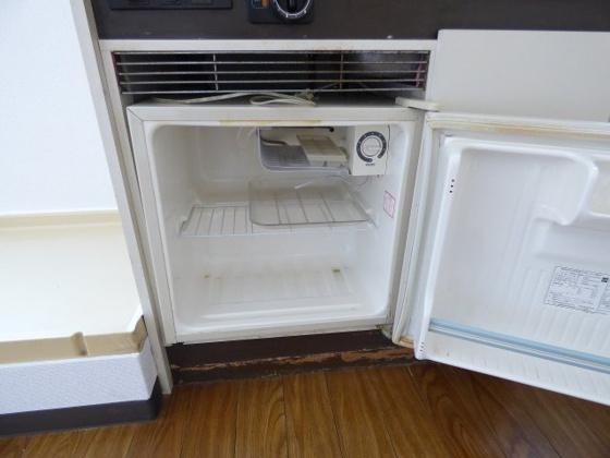 その他便利なミニ冷蔵庫付きです。