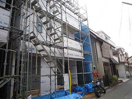 外観近隣商業施設多数あり 広島駅・市内中心部にアクセス良好な立地