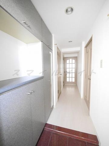 玄関高級感のある玄関スペースです。